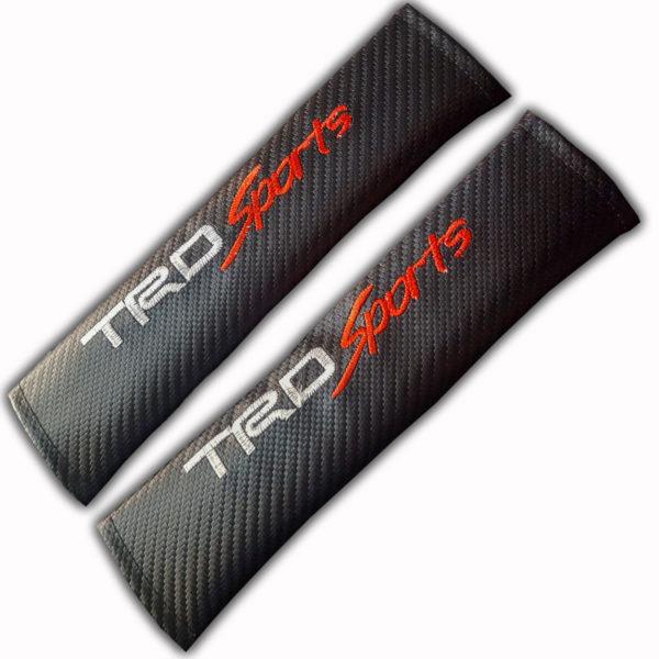 Μαξιλαράκια Ζωνών TRD SPORT Carbon