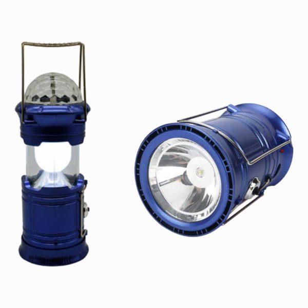 Επαναφορτιζόμενος Φακός LED