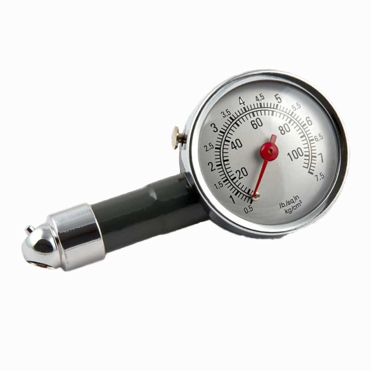 Μετρητής Πίεσης Ελαστικών Με Μανόμετρο