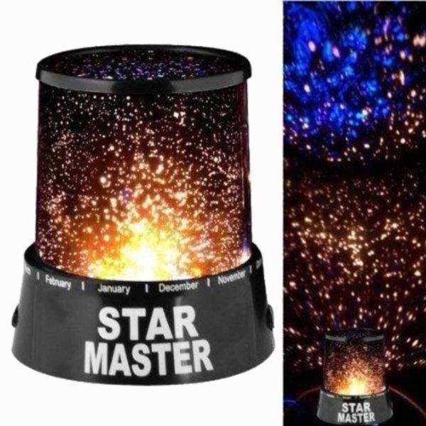 Προβολέας Αστεριών Με LED Φωτισμό
