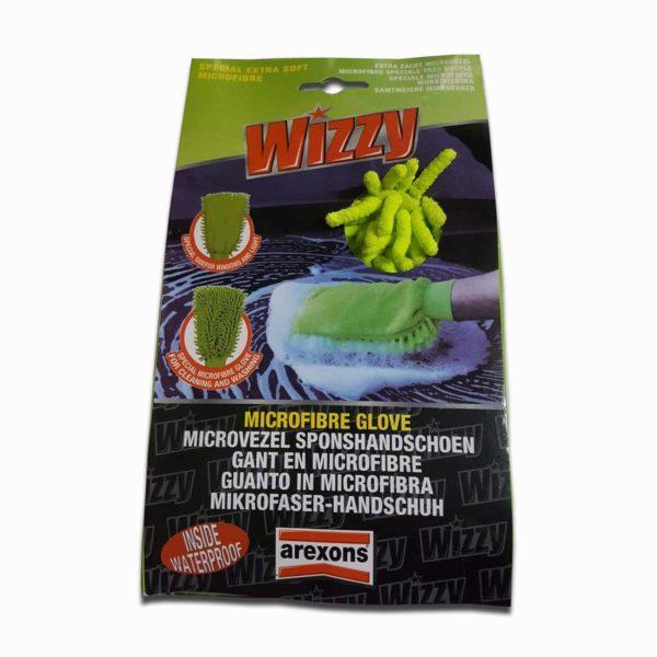 Γάντι Πλυσίματος Με Μικροΐνες
