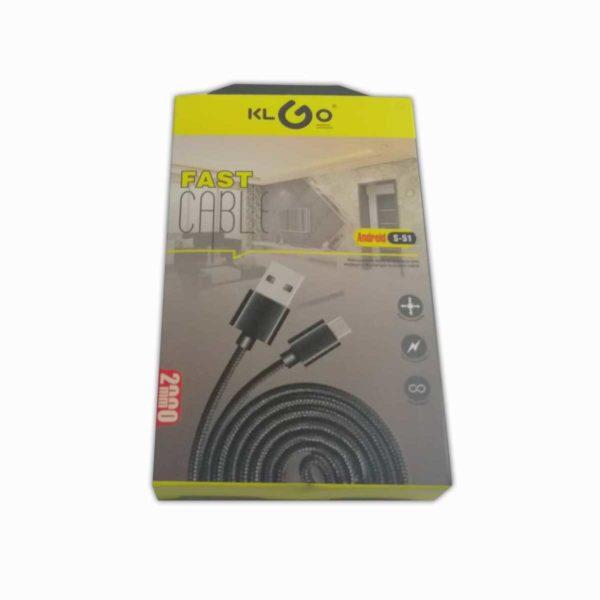 Καλώδιο Υψηλής Ποιότητας Για Φόρτιση Κινητού Τηλεφώνου Micro USB