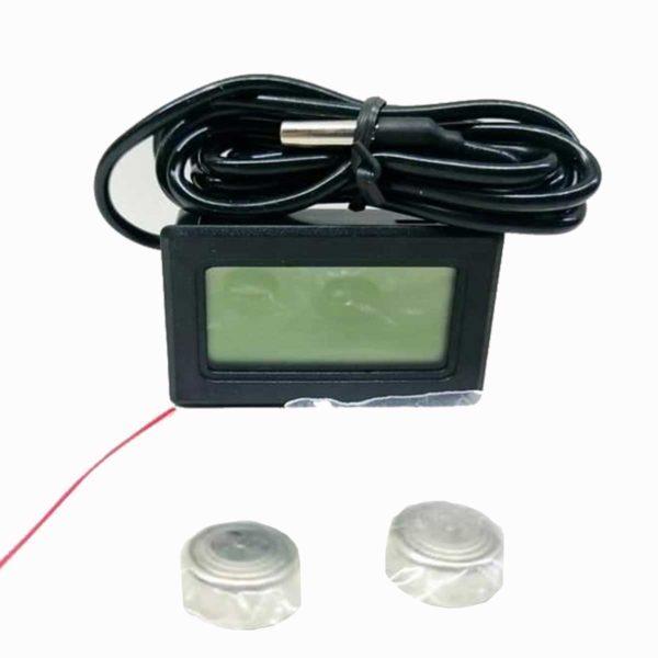 Ψηφιακό Θερμόμετρο Αυτοκινήτου