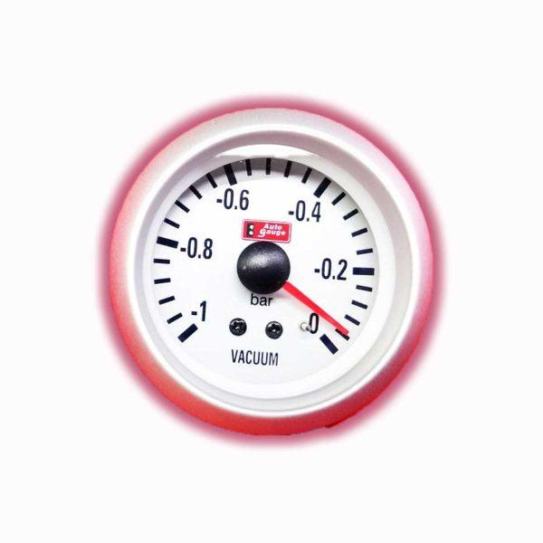 Όργανο Μέτρησης Υποπίεσης – VDO Λευκό