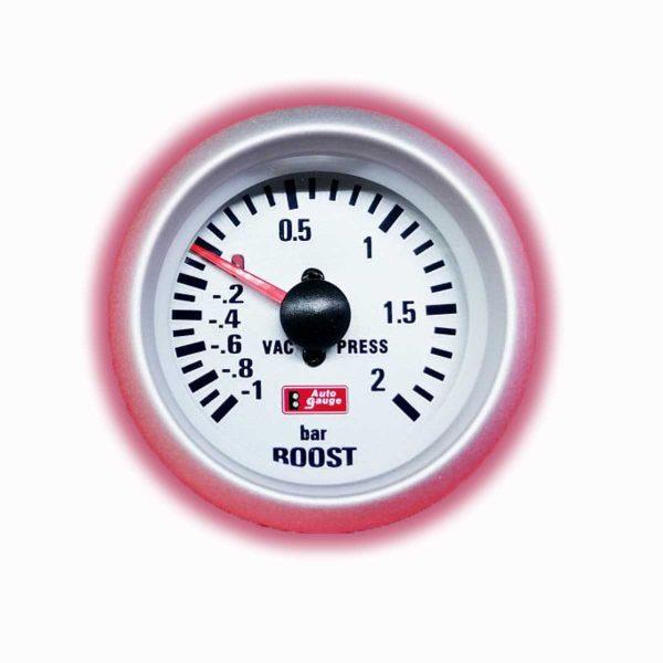 Boost Meter -VDO Λευκό