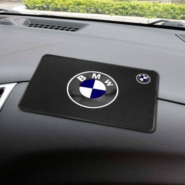 Αντιολισθητική βάση ταμπλό λογότυπο BMW