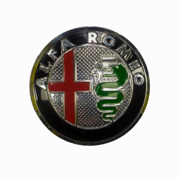 Μεταλλικά Αυτοκόλλητα Σήματα  Ζαντών Alfa Romeo