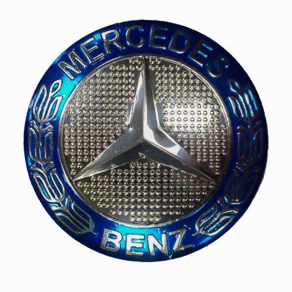 Μεταλλικά Αυτοκόλλητα Σήματα  Ζαντών Mercedes