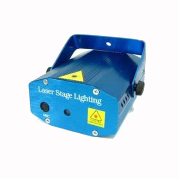 Φωτορυθμικό Laser